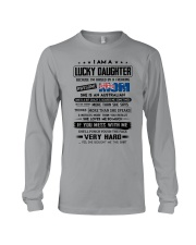 Lucky Daughter - Awesome Mom - Special Edition Long Sleeve Tee thumbnail