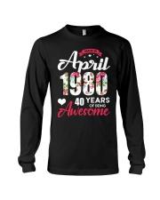 April Girl - Special Edition Long Sleeve Tee thumbnail