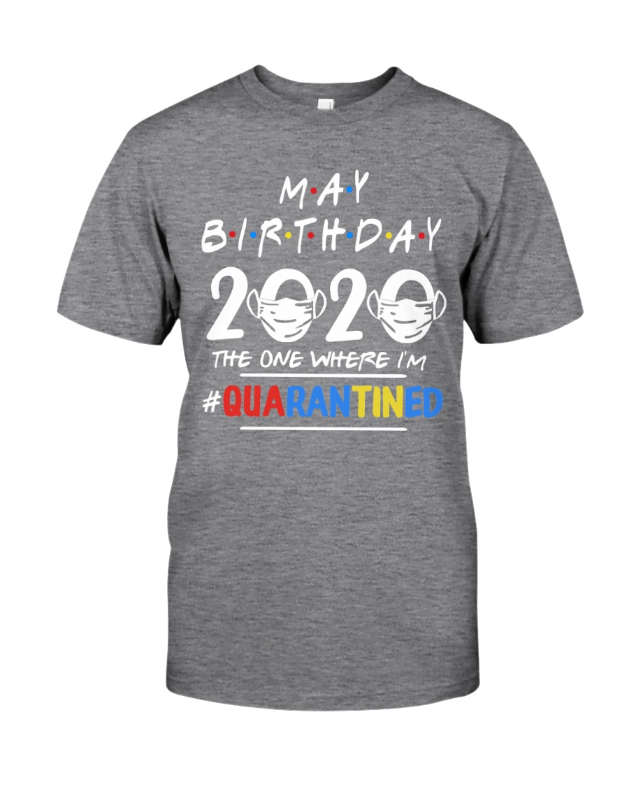 May Birthday - Special Edition Classic T-Shirt