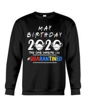 May Birthday - Special Edition Crewneck Sweatshirt thumbnail