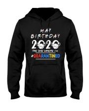 May Birthday - Special Edition Hooded Sweatshirt thumbnail