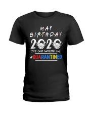 May Birthday - Special Edition Ladies T-Shirt thumbnail