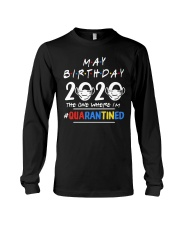 May Birthday - Special Edition Long Sleeve Tee thumbnail