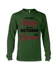 October Queen - Special Edition Long Sleeve Tee thumbnail