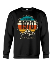 August 1970 - Special Edition Crewneck Sweatshirt thumbnail