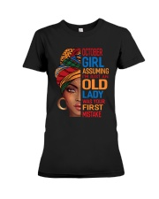 October Girl - Special Edition Premium Fit Ladies Tee thumbnail