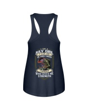 July Girl Ladies Flowy Tank thumbnail