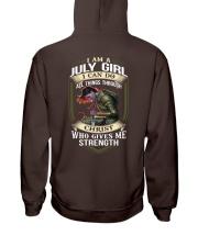 July Girl Hooded Sweatshirt thumbnail