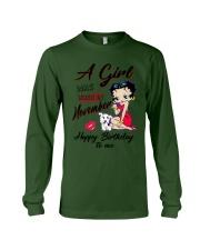 November Girl - Special Edition Long Sleeve Tee thumbnail