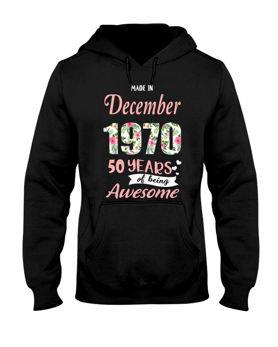 December Girl - Special Edition Hooded Sweatshirt