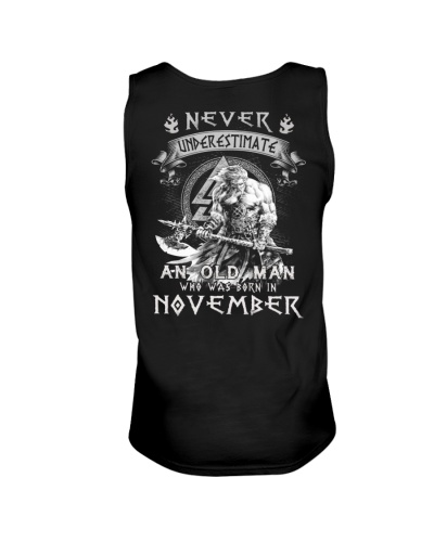 November Man - Limited Edition