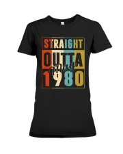 May 1980 - Special Edition Premium Fit Ladies Tee thumbnail