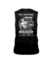May Man - Special Edition Sleeveless Tee thumbnail