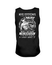 May Man - Special Edition Unisex Tank thumbnail