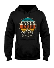 November 1960 - Special Edition Hooded Sweatshirt tile