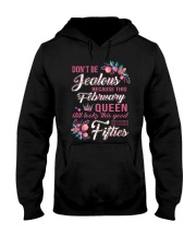 February Queen - Special Edition Hooded Sweatshirt thumbnail