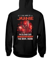 June Guy - Special Edition Hooded Sweatshirt thumbnail