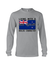 Living With A New Zealand Long Sleeve Tee thumbnail