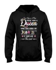 June 28th Hooded Sweatshirt thumbnail