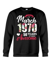 March Girl - Special Edition Crewneck Sweatshirt tile