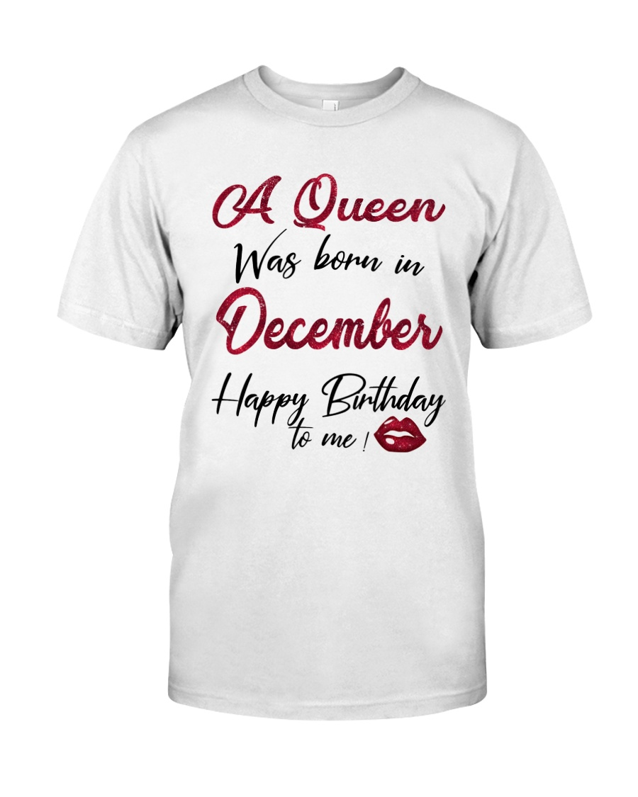 December Girl - Special Edition Classic T-Shirt