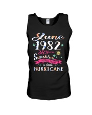 June 1982 - Special Edition Unisex Tank thumbnail