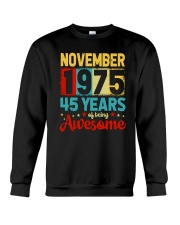 November 1975 - Special Edition Crewneck Sweatshirt thumbnail