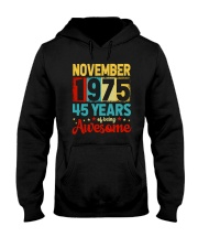 November 1975 - Special Edition Hooded Sweatshirt thumbnail