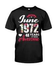 June 1972 - Special Edition Classic T-Shirt tile
