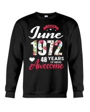 June 1972 - Special Edition Crewneck Sweatshirt tile