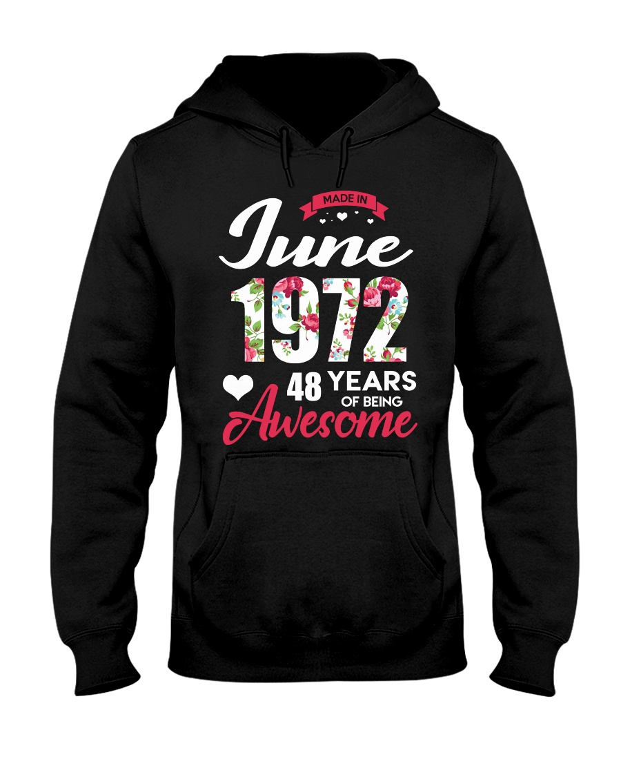 June 1972 - Special Edition Hooded Sweatshirt