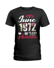 June 1972 - Special Edition Ladies T-Shirt thumbnail