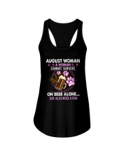 August Woman - Special Edition Ladies Flowy Tank thumbnail