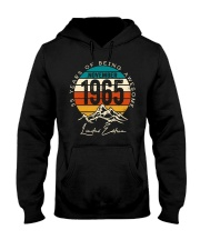 November 1965 - Special Edition Hooded Sweatshirt thumbnail