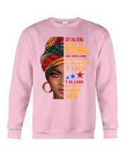Soy Una Reina Nacida En Diciembre Crewneck Sweatshirt thumbnail
