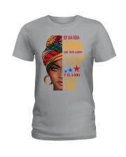 Soy Una Reina Nacida En Diciembre Ladies T-Shirt thumbnail