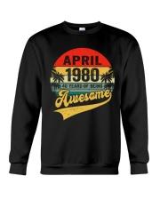 April 1980 - Special Edition Crewneck Sweatshirt thumbnail