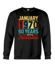 January 1970 - Special Edition Crewneck Sweatshirt thumbnail