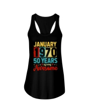 January 1970 - Special Edition Ladies Flowy Tank thumbnail