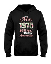May 1975 - Special Edition Hooded Sweatshirt front