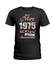 May 1975 - Special Edition Ladies T-Shirt thumbnail