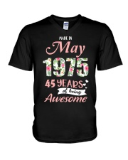 May 1975 - Special Edition V-Neck T-Shirt thumbnail