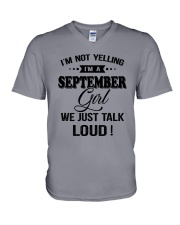 September Girl - Special Edition V-Neck T-Shirt thumbnail