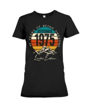 September 1975 - Special Edition Premium Fit Ladies Tee thumbnail