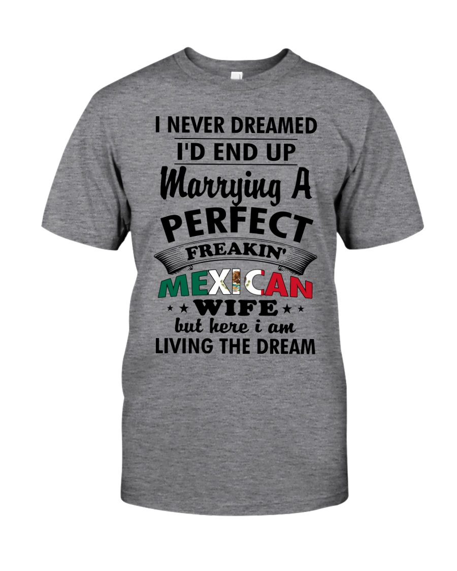 Mexican Wife Classic T-Shirt
