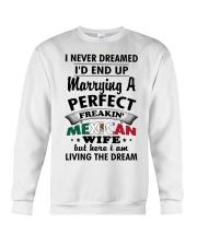 Mexican Wife Crewneck Sweatshirt thumbnail