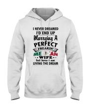 Mexican Wife Hooded Sweatshirt thumbnail