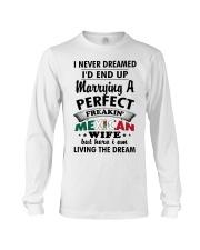 Mexican Wife Long Sleeve Tee thumbnail