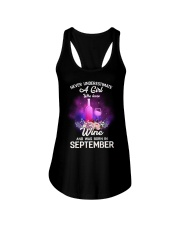 September Girl - Special Edition Ladies Flowy Tank thumbnail