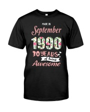 September Girl - Special Edition Classic T-Shirt tile
